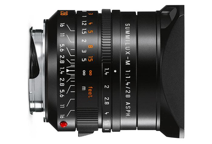 Leica Summilux 28mm F1,4
