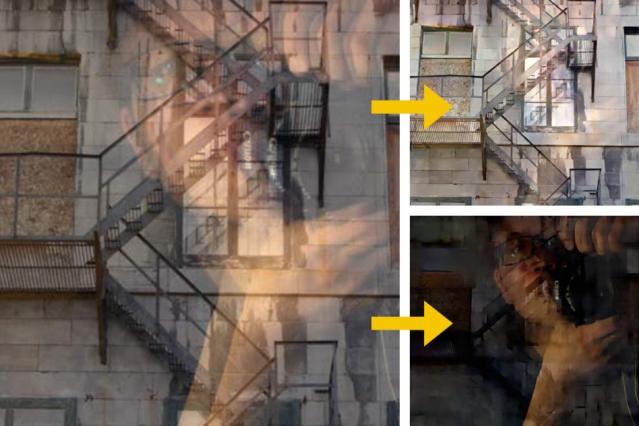 Logiciel pour analyser l'image