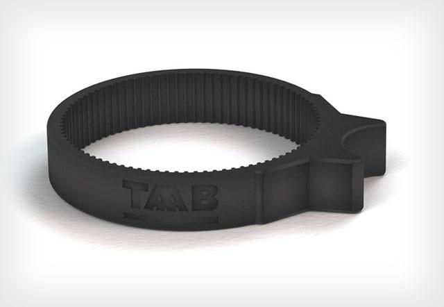 TAAB, sur-bague montable sur objectif