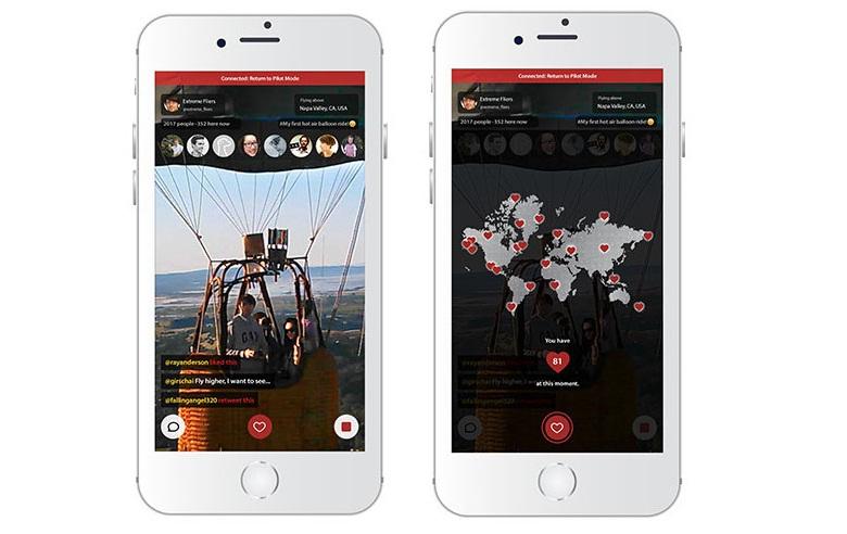 Drone, Micro Drone 3 app