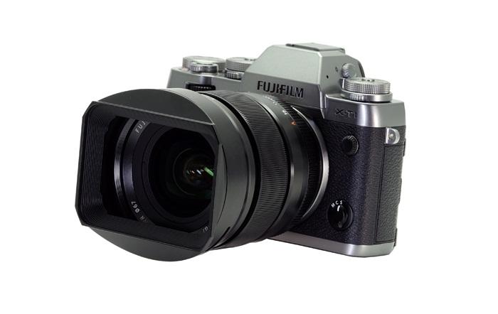 FUJIFILM XF16mm F1.4 R WR